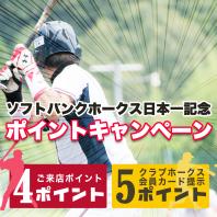 ソフトバンクホークス日本一記念ポイントキャンペーン