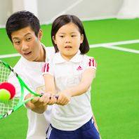"""新しい年にはじめる""""初めてテニス""""!!"""