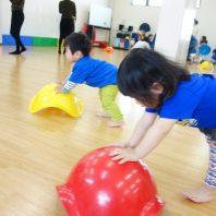 初めての習い事に選ばれています。親子・体育クラス