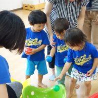 親子で習い事 親子運動リトミック