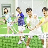 春が来た!テニスで運動不足の解消を!!